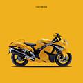 Hayabusa In Yellow by Mark Rogan