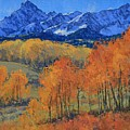 Hayden Peak by Lanny Grant