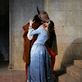 Hayez, The Kiss by Granger