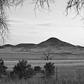 Haystack Mountain - Boulder County Colorado - Black And White Ev by James BO  Insogna