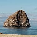 Haystack Rock - Pacific City Oregon Coast by Brian Harig