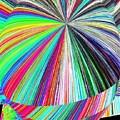 Hazelnut Abstract by Will Borden
