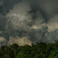 Hdr Clouds by Ronald Spencer