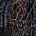 Hdr Liberty Bike Copper Ny by Chuck Kuhn