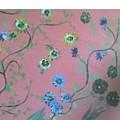 Hds-acrylic-floral-pink by Hema V Gopaluni