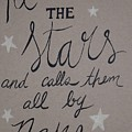 He Counts The Stars by Anne Seay