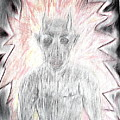 He Flame by Yury Bashkin