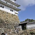 He Gate Himeji Castle Japanese Castles Doorway Gateway Japan by Andy Smy