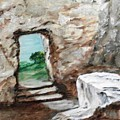 He Is Risen by Jacquie King