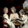 he Ladies Waldegrave by Sir Joshua Reynolds