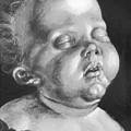 Head Of A Child by Durer Albrecht