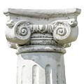 Head Of Column by Alain De Maximy