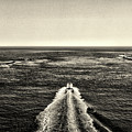 Heading Out In Black And White by Bill Swartwout Fine Art Photography