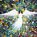 Healing Angel 1 by Kume Bryant
