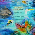 Healing Energy For The Gulf Of Mexico by Tara Moorman