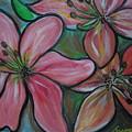 Healing Flowers by Pristine Cartera Turkus