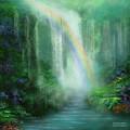 Healing Grotto by Carol Cavalaris