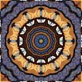 Healing Mandala 16 by Bell And Todd
