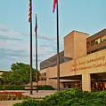 Health Sciences Medical Center by Mae Wertz