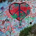 Healthy Graffiti by John Loyd Rushing