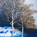 Healthy Trees by Rita Lulay Malsch
