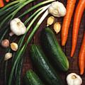 Healthy Vegetables by PhotographyAssociates