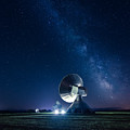Hearing At The Milky Way by Hannes Cmarits