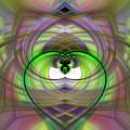 Heart 11 - Yin by Dawn Eshelman