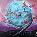 Heart Blossom by Tyler Haddox