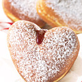 Heart Donuts by Federico Arce