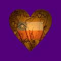 Heart For Texas by Robert Clark