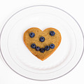 Heart Healthy Pancake by Diane Macdonald