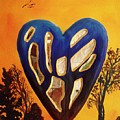 Heart In Glory by Catt Kyriacou