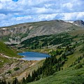 Heart Lake In The Indian Peaks Wilderness by Tranquil Light Photography