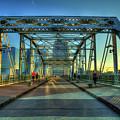 Heart Medicine Nashville John Seigenthaler Pedestrian Bridge Art by Reid Callaway