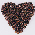 Heart Of Coffee Beans by Jose Luis Agudo