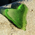 Heart Of Glass by Liz Vernand