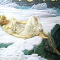 Heart Of Snow by Edward Robert Hughes