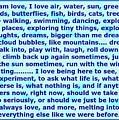 Heart Says I Am Love by Julia Woodman