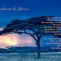Heartbeat Of Africa by Christina Solstad