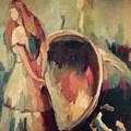 Hearth Of My Childhood by Nelya Pinchuk