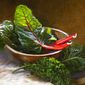 Hearty Greens by Robert Papp