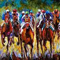 Heated Race by Debra Hurd