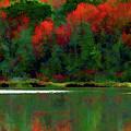Heavy Tones Seasons Fall  by Chuck Kuhn