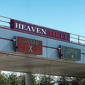 Heaven And Hell Admission Gates by Les Palenik
