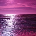 Heaven Shines Purple by Florene Welebny