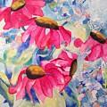 Heaven Smiles Down by Patti Ferron