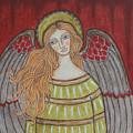 Heavenly Angel by Rain Ririn