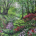 Heavenly Garden by Eugene Kuperman