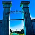 Heavenly Gates by Chris Frasier